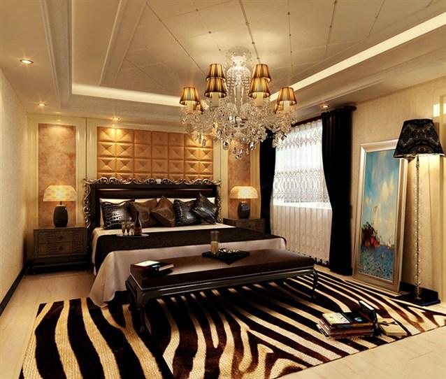 صورة ديكورات جبس غرف نوم , ديكورات جبس قمة الجمال لغرف النوم