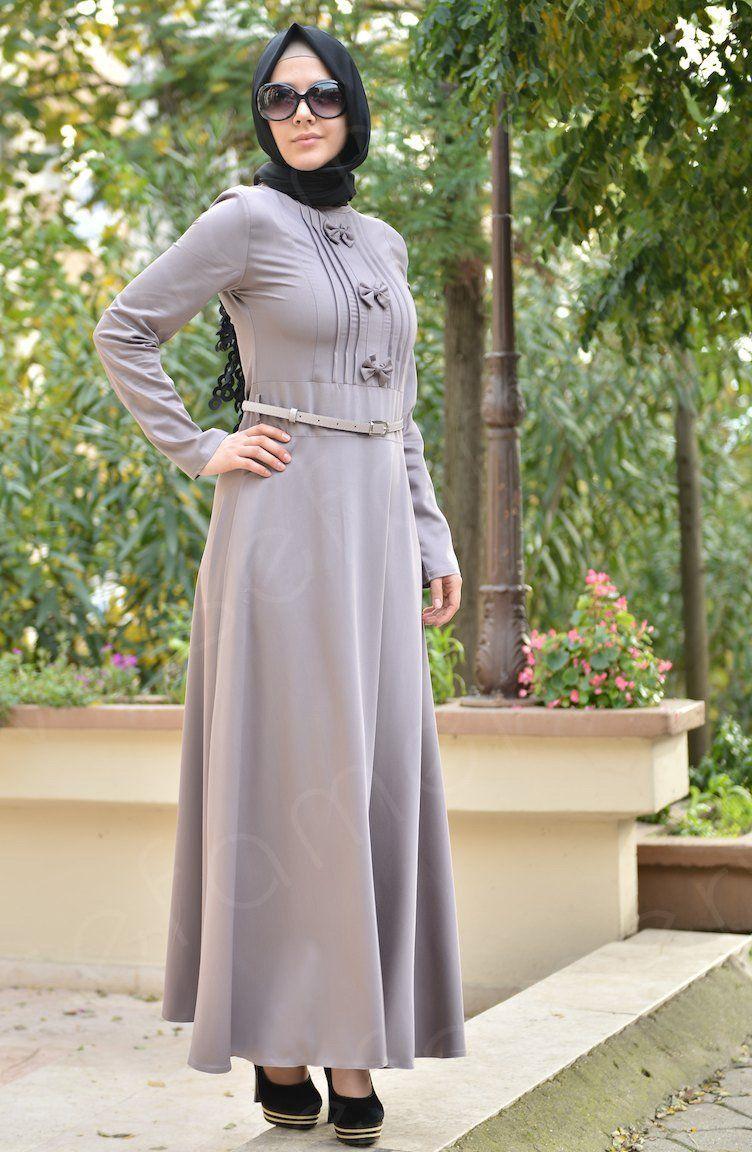 صورة موضة صيف 2019 للمحجبات , اشيك ستايل ملابس نسائي للمحجبات 3257 5