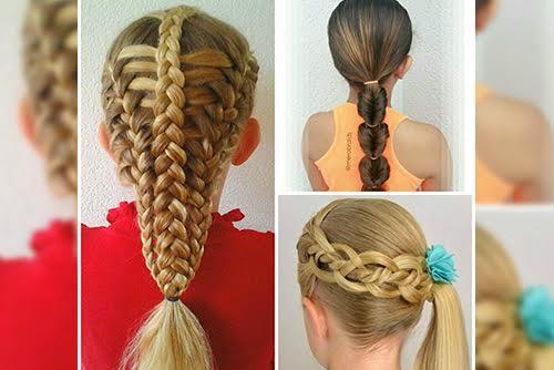 صورة تسريحات شعر بسيطة , قصات شعر بسيطة