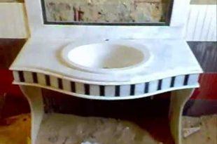 صورة مغاسل رخام , افضل تصاميم مغاسل رائعه