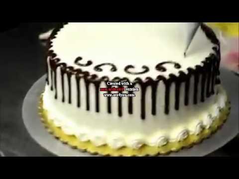 صورة طريقة تزيين الكيك , احدث طرق تزيين التورته