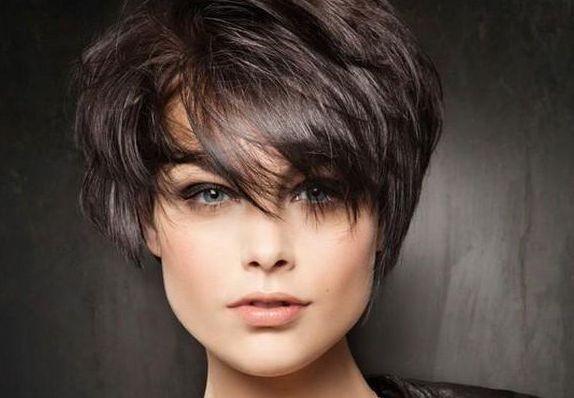 صورة قصات شعر قصيرة , احدث قصات الشعر القصير