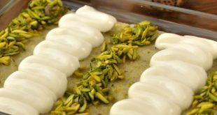 صورة حلويات منال العالم , الذ وصفات الحلوى من منال العالم