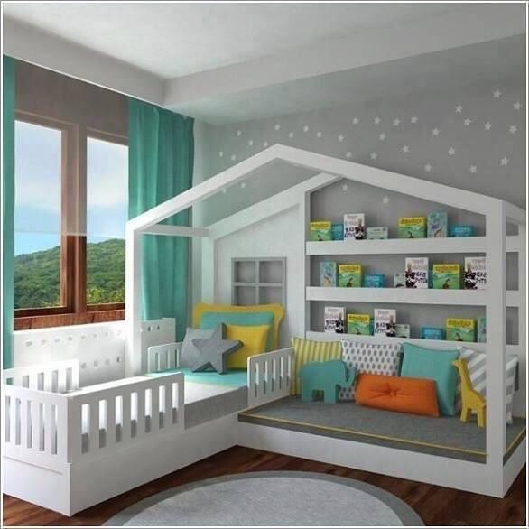 البوم صور لتصميمات غرف نوم لطفلك 1701-11