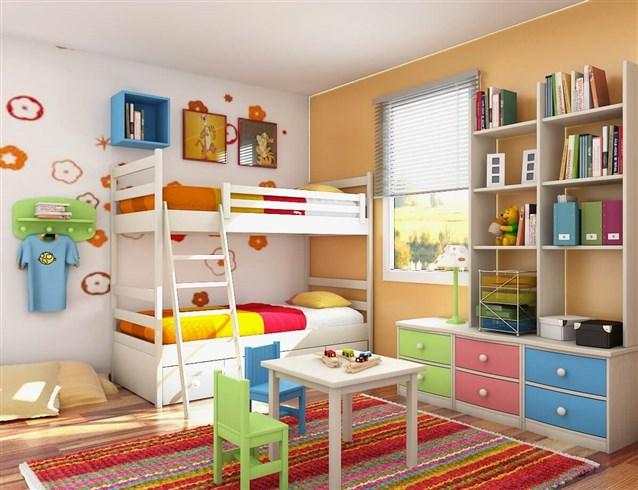 البوم صور لتصميمات غرف نوم لطفلك 1701-2