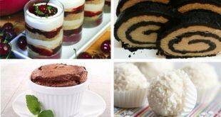 صور وصفات حلويات سهلة , طرق عمل اصناف حلوي سريعه