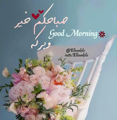 صورة صباح الخير يا حبيبي , خلفيات صباح الخير حبيبي
