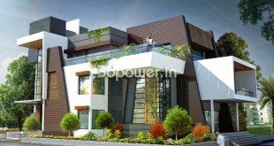 صورة تصميم منازل , صور تصميمات بيوت ومنازل 2019