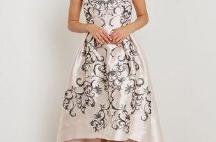 صورة احدث موديلات الفساتين , اطلالة فساتين اجمل