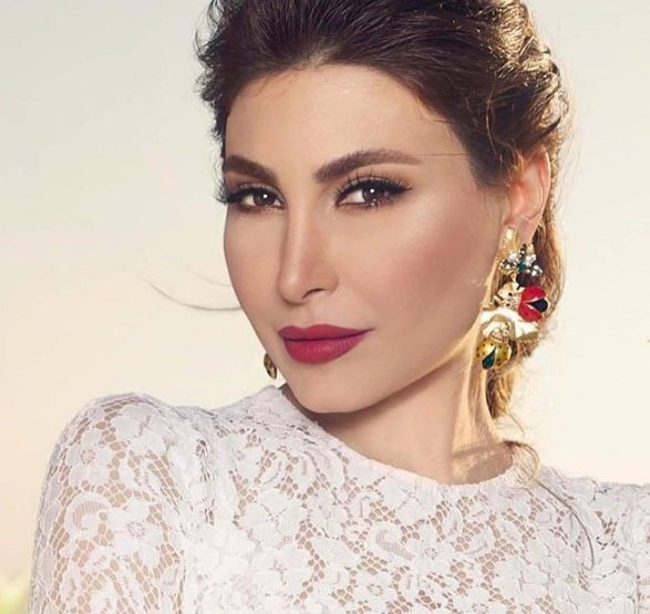 صورة مكياج لبناني , مكياج احترافى لبنانى