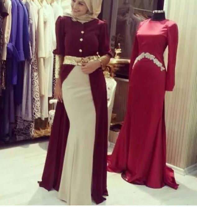 فساتين تركية فستان تركي جميل 2020 عالم ستات