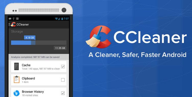 صورة تنظيف الهاتف , افضل برامج لتنظيف الهاتف