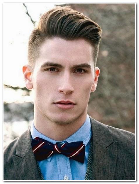 صور احدث قصات الشعر للشباب , اجمل تسريحة شعر رجالي
