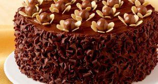 صور تزيين الكيك , طريقة تزين التورتات بسهولة