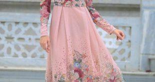 لبس بنات محجبات , موضة ازياء صيفية للعيد للبنات محجبة