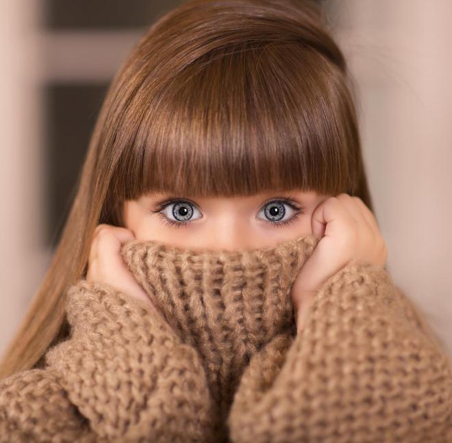 صورة اجمل طفلة في العالم , احلى صور بنت صغيرة جميلة حول العالم 3610