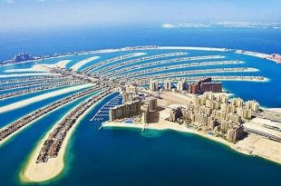 صورة اكبر جزيرة صناعية في العالم , تعرف على اكبر جزيرة حول العالم
