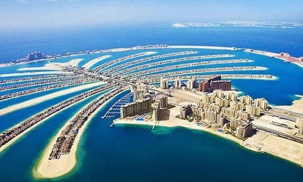 صور اكبر جزيرة صناعية في العالم , تعرف على اكبر جزيرة حول العالم