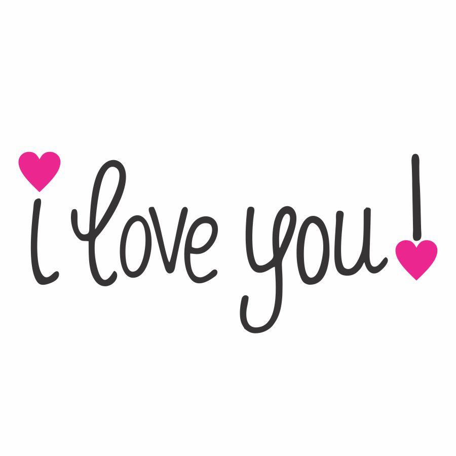 صورة بحبك يا مجنونة , اجمل كلمة حب بحبك I Love You