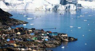 اكبر جزيرة في العالم قبل اكتشاف استراليا , جزيرة جرين لاند اكبر جزر العالم