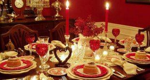 صورة عشاء رومانسي , صور سهرة على ضوء الشموع