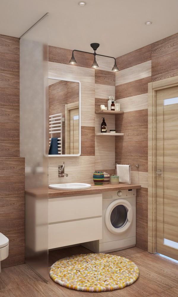 صور ديكور حمامات منازل , ديكورات للحمام جديده وجميلة