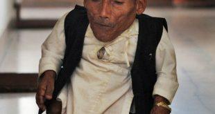 صور اقصر رجل في العالم , صور شاندرا دانغي