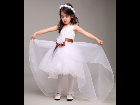 صورة ملابس سهرة , ملابس سهرة للطفله رائعه