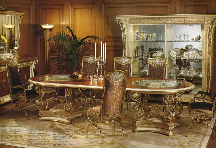صور غرف سفرة مودرن , احدث غرف السفرة الشيك