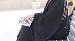 صورة عبايات كويتية , صور اشيك العبايات الكويتية