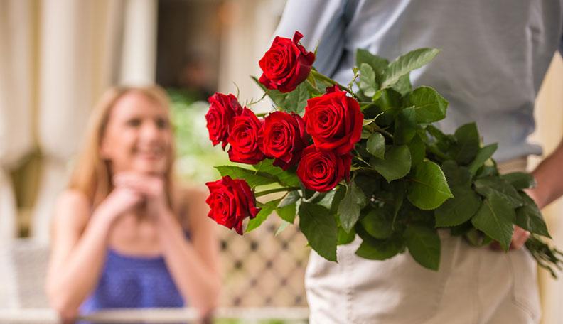 صور صور ورد رومانسي , شاهد ورود رومانسية جميلة