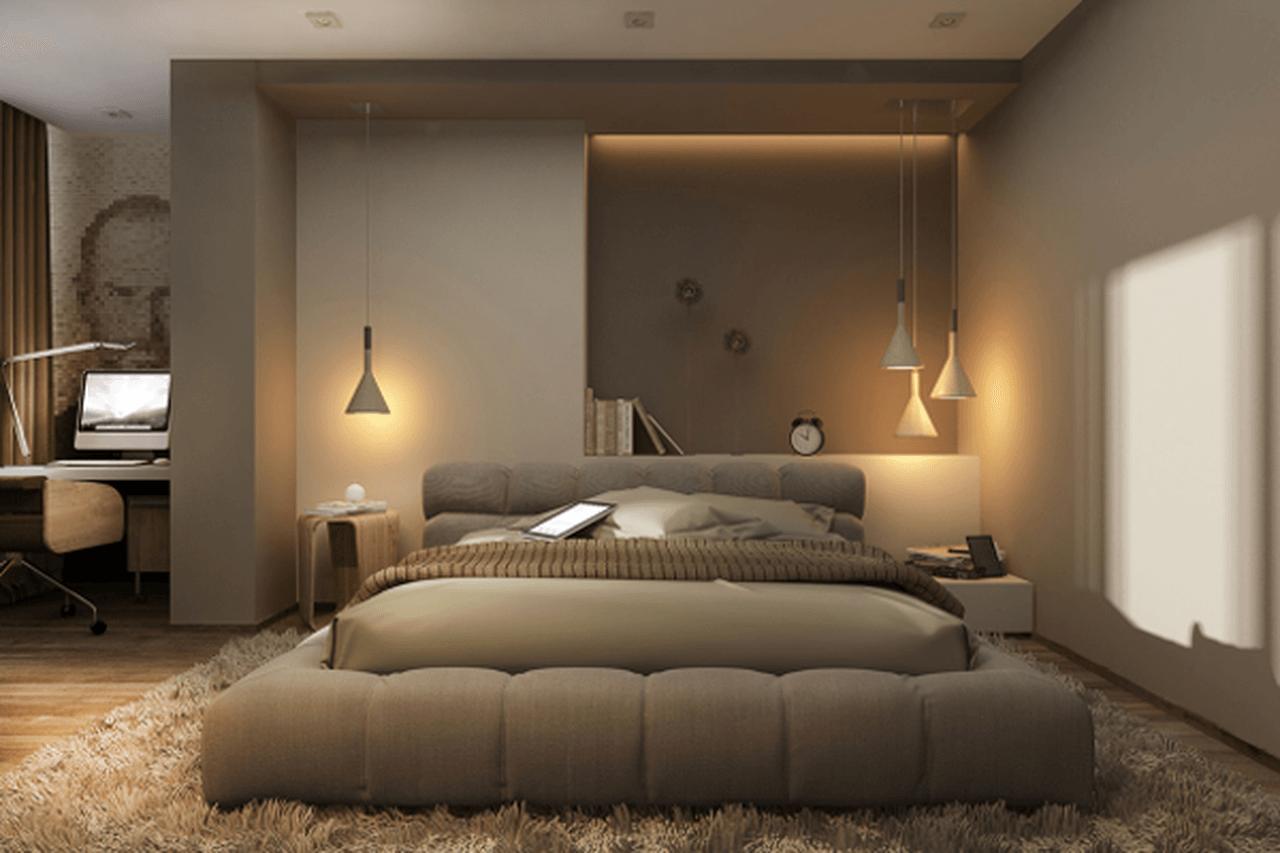 صورة غرف نوم مودرن 2019 كامله , احدث تصاميم لغرفة نوم 2019