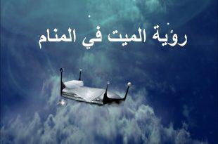 صورة اسباب عدم رؤية الميت في المنام , ما سبب عدم رؤية الميت في الحلم