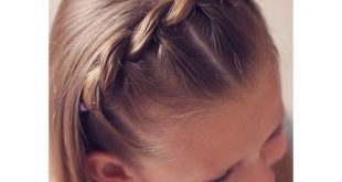 صور تساريح اطفال , اجمل صور تسريحة شعر بنات للعيد