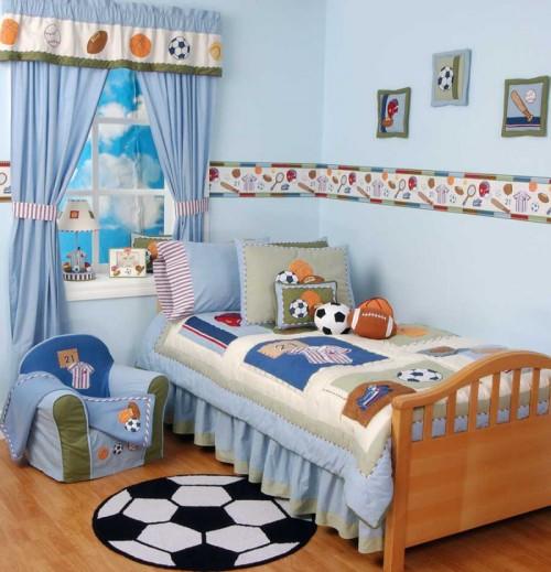 صورة غرف اطفال اولاد , براعة الاختيار غرفه نوم الاطفال بالصور