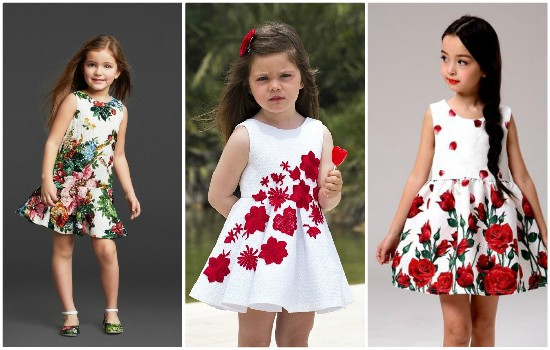 صورة ملابس الاطفال , احلى موديل لبس اطفال للعيد