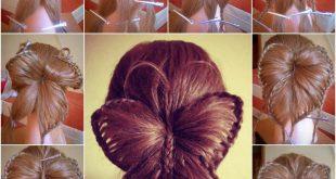 صورة بالصور تسريحات شعر للاطفال , دلعى بنتك باحلى تصفيفات لشعرها