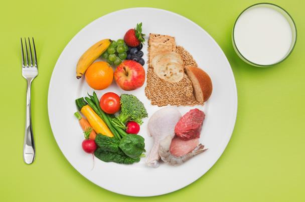 صورة عشاء دايت , طريقة عمل وجبة مسائيه للرجيم