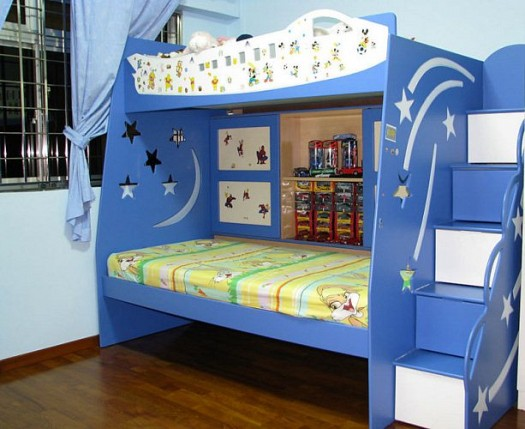 صور ديكورات غرف نوم اطفال , اشيك غرف نوم للطفل مودرن