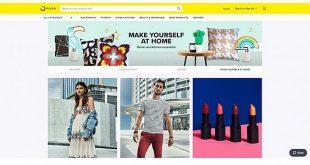 صور متجر ملابس , موقع نون كوم للتسوق