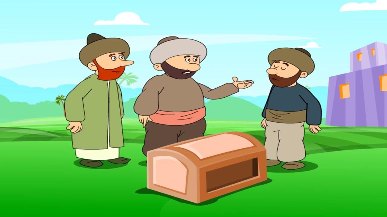 صورة كرتون اسلامى بدون موسيقى , كرتون عربى للطفل بدون موسيقى