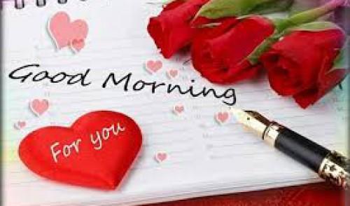 صورة صباح رومانسي , اجمل عبارات الصباح الرومانسيه للحبيب 2396 2
