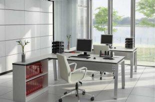 صورة ديكورات مكاتب , تصميمات مكتب بديكورات جديدة