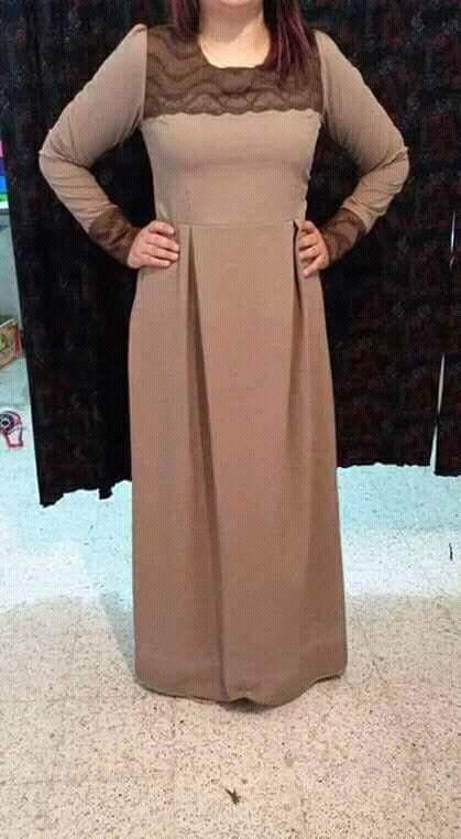 صورة حجابات مخيطة , اجمل حجابات جزائرية قمة الجمال