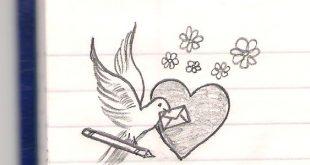 صورة صور حب رومنسي , رسومات وتصميمات الحب