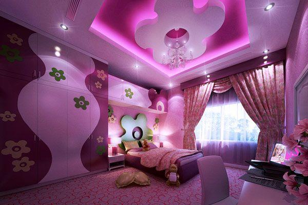 صورة اجمل ديكورات غرف النوم , ستايلات غرف النوم جميلة