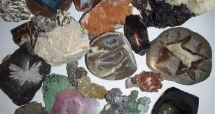 صورة انواع المعادن واسمائها , العديد من المعادن المختلفة