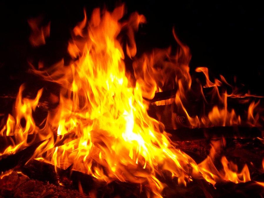 صورة اجمل صور نار , تعرف على اشكال النار