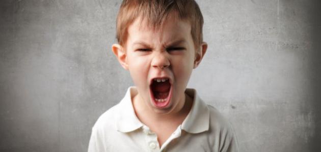 صور الطفل العصبي , كيفيه التعامل مع الطفل العصبي