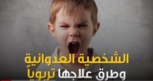 صورة مشكلات وحلول ' العدوانيه عن الطفل وعلاجها